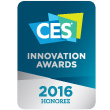 CES Innovation Awards 2016 Honoree - CES Show - Las Vegas