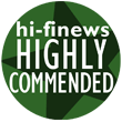Clear - HifiNews - Highly Commended - 03-2018 - HI-FI NEWS