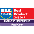 Clear - Best Product 2018-2019 - High-End headphones - 08 2018 - EISA