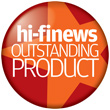 Outstanding Product - HifiNews