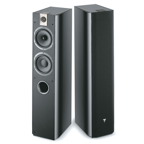Two Way Bookshlef Loudspeaker Chorus 706