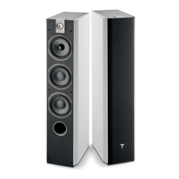 Three Way Floorstanding Speaker Chorus 726 Focal Focal