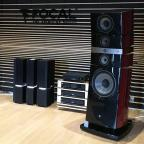 Grande Utopia EM with Statement amplifier in Focal auditorium