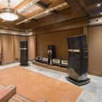 Grande Utopia EM installation in luxurious room