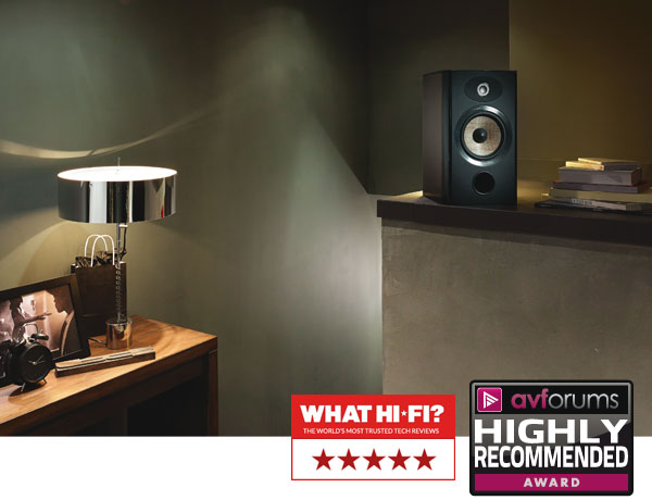 Two awards at CES 2014 for Focal & Naim! | Focal | Listen Beyond
