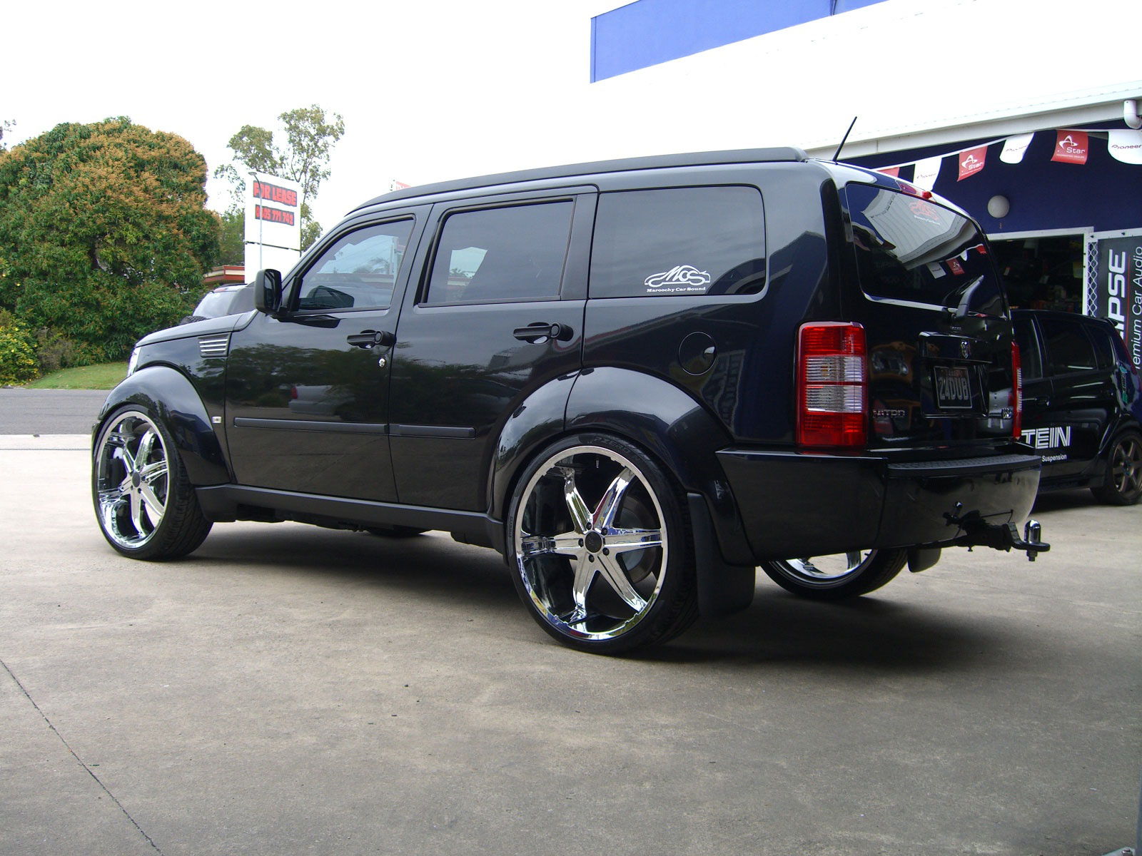 Dodge Nitro - Utopia Be | Focal | Listen Beyond