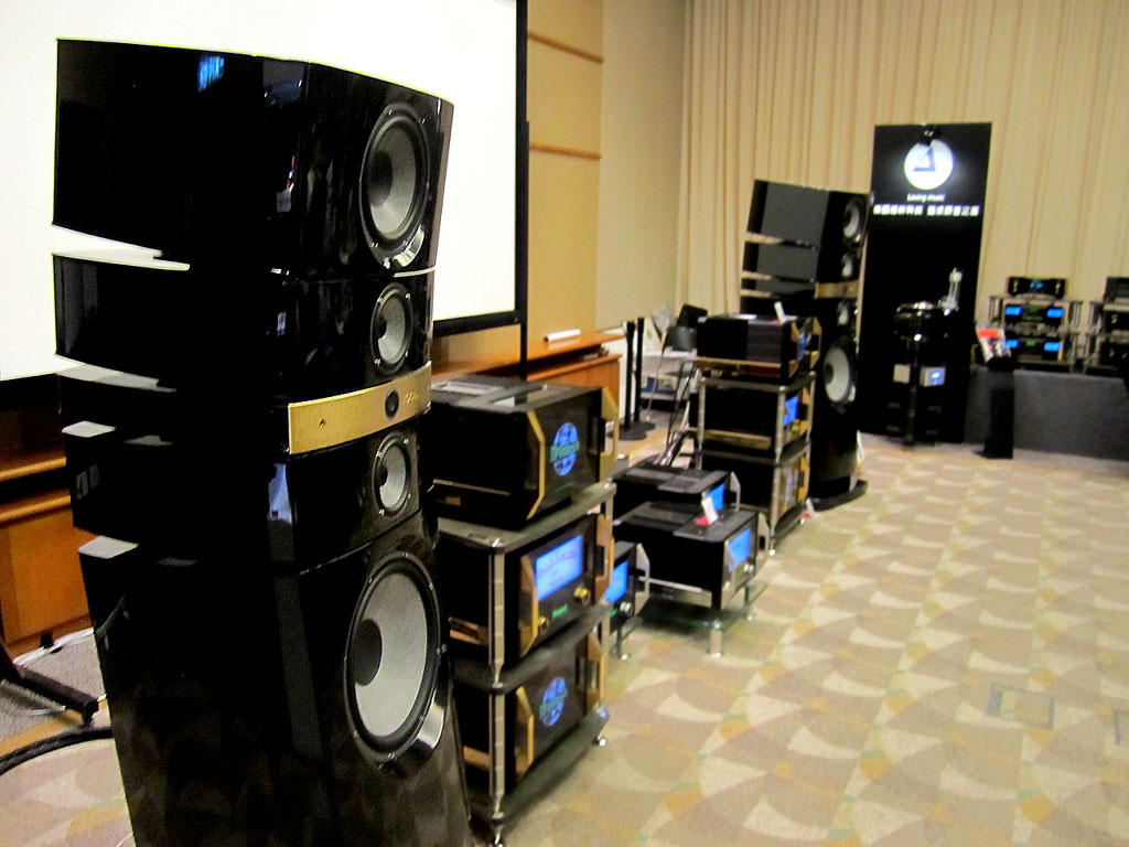 focal at the hong kong high end audio visual show focal. Black Bedroom Furniture Sets. Home Design Ideas
